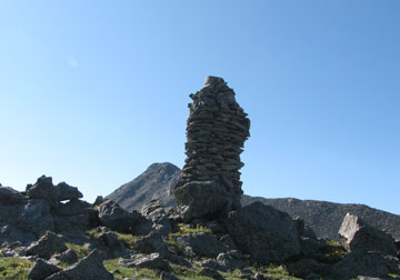 Giant Cairn