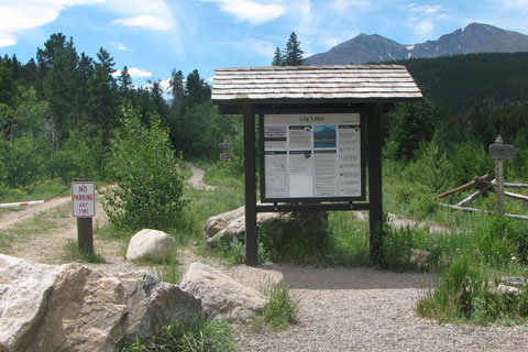 Storm Pass Trailhead